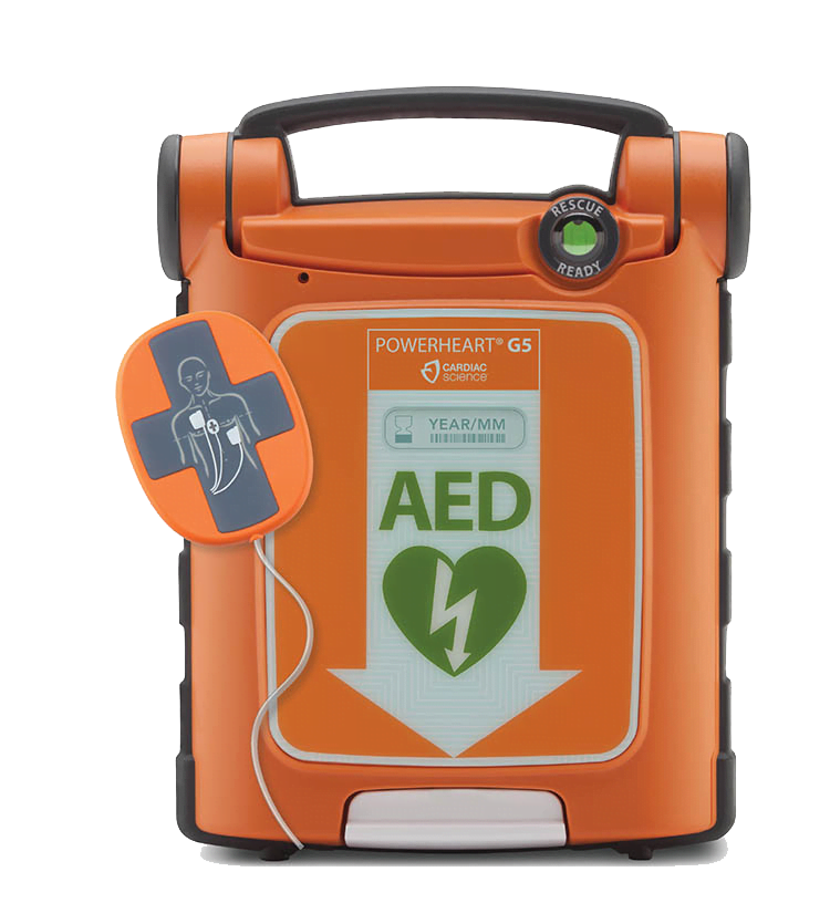 cardiac science powerheart g5 aed defibrillator