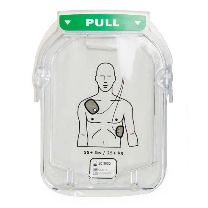 heartstart onsite aed pads m5071a