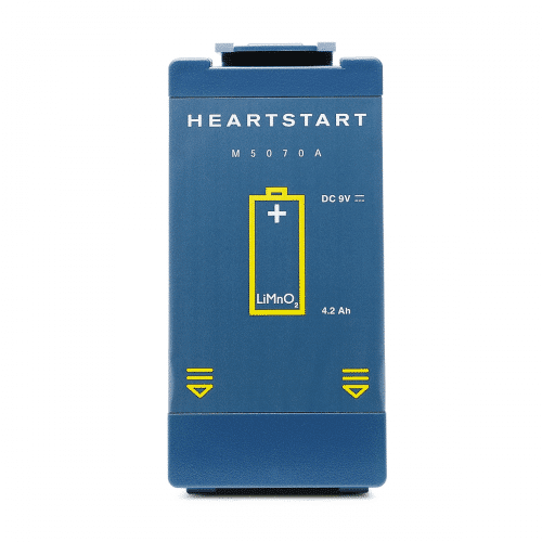 Philips Heartstart Onsite and FRX Replacement AED Battery