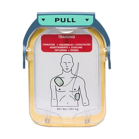Philips OnSite Adult TRAINING Cartridge w Pad Placement Guide