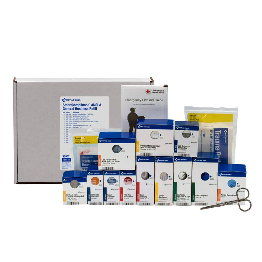 SmartCompliance ANSI A General Business Refill