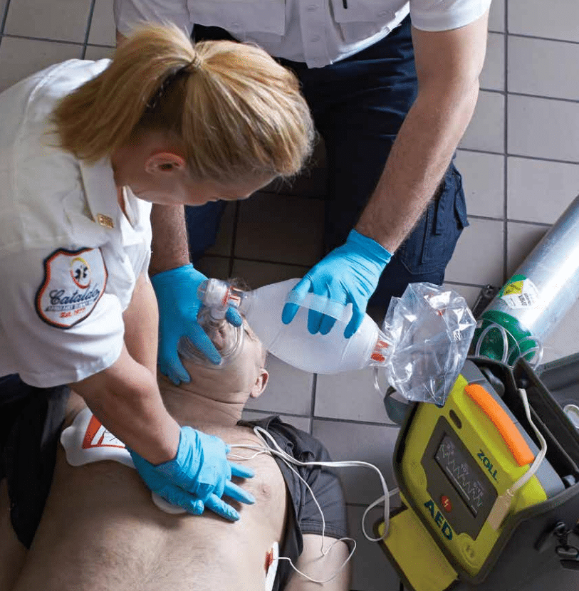 zoll aed 3 bls rescue image