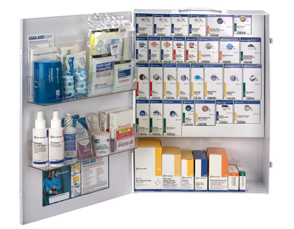 smartcompliance 90829 first-aid cabinet refill items