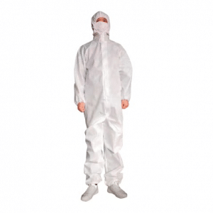 Coverall Cypress X-Large White Disposable NonSterile – SIZE EXTRA LARGE CASE/50