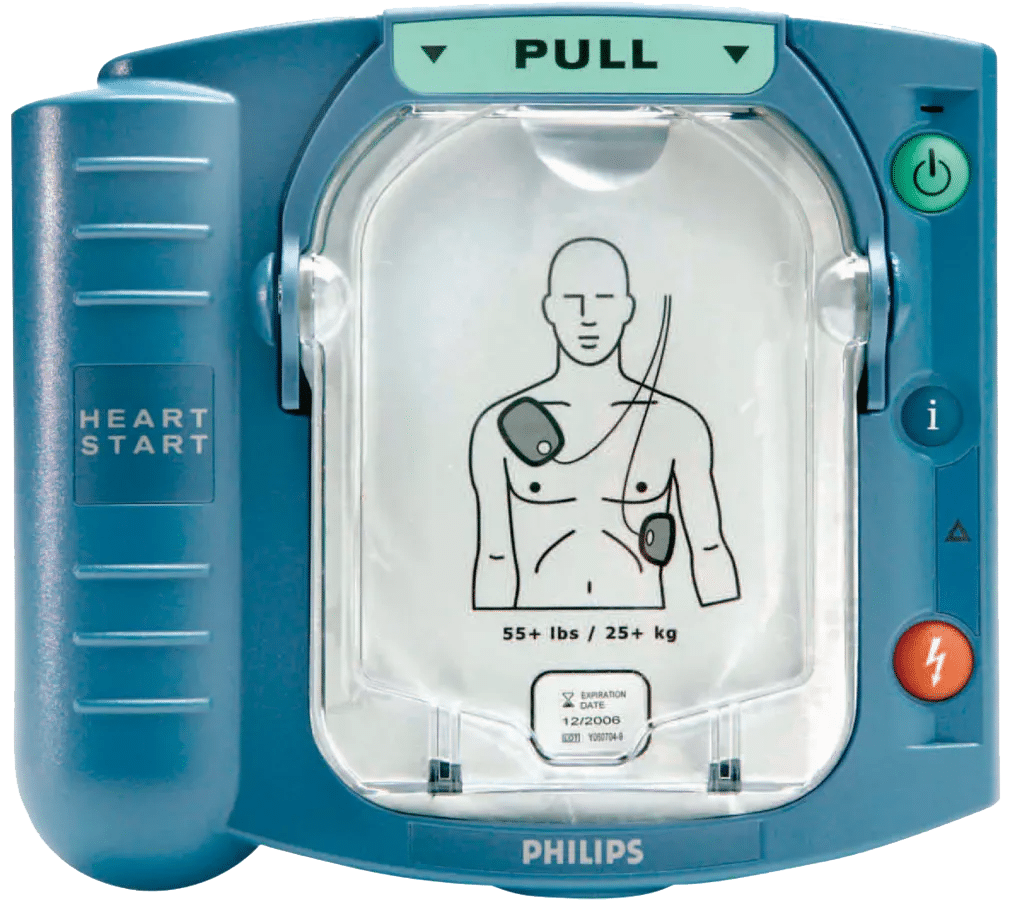 philips onsite aed lease