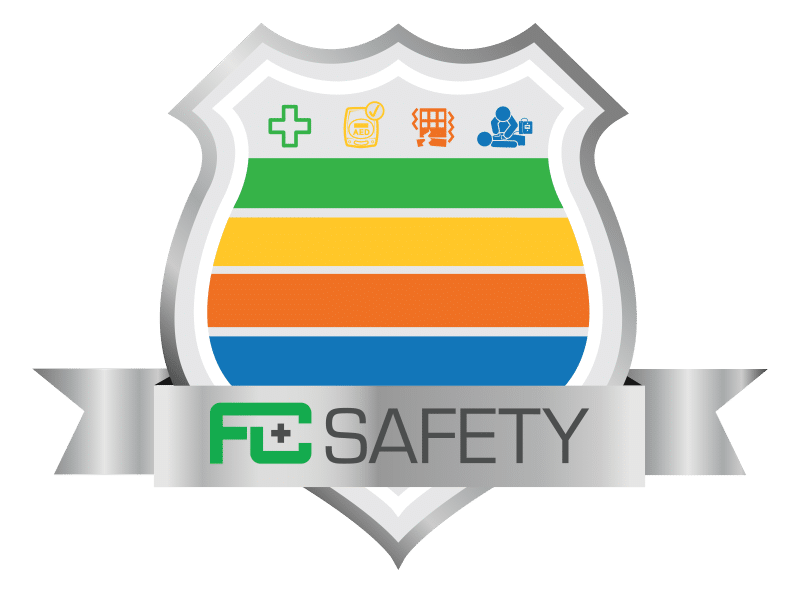 fc safety services - aeds - first aid - training
