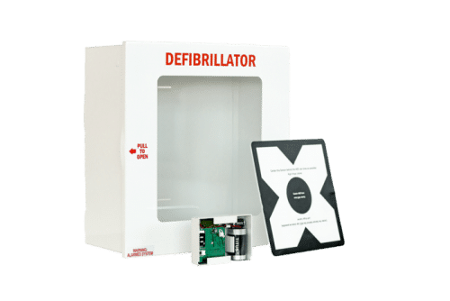 aed remote management system heartstation